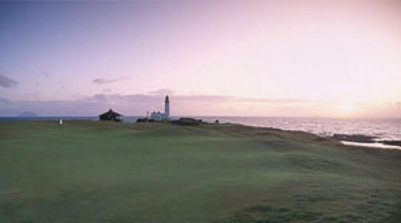 Turnberry, No. 17 in the World