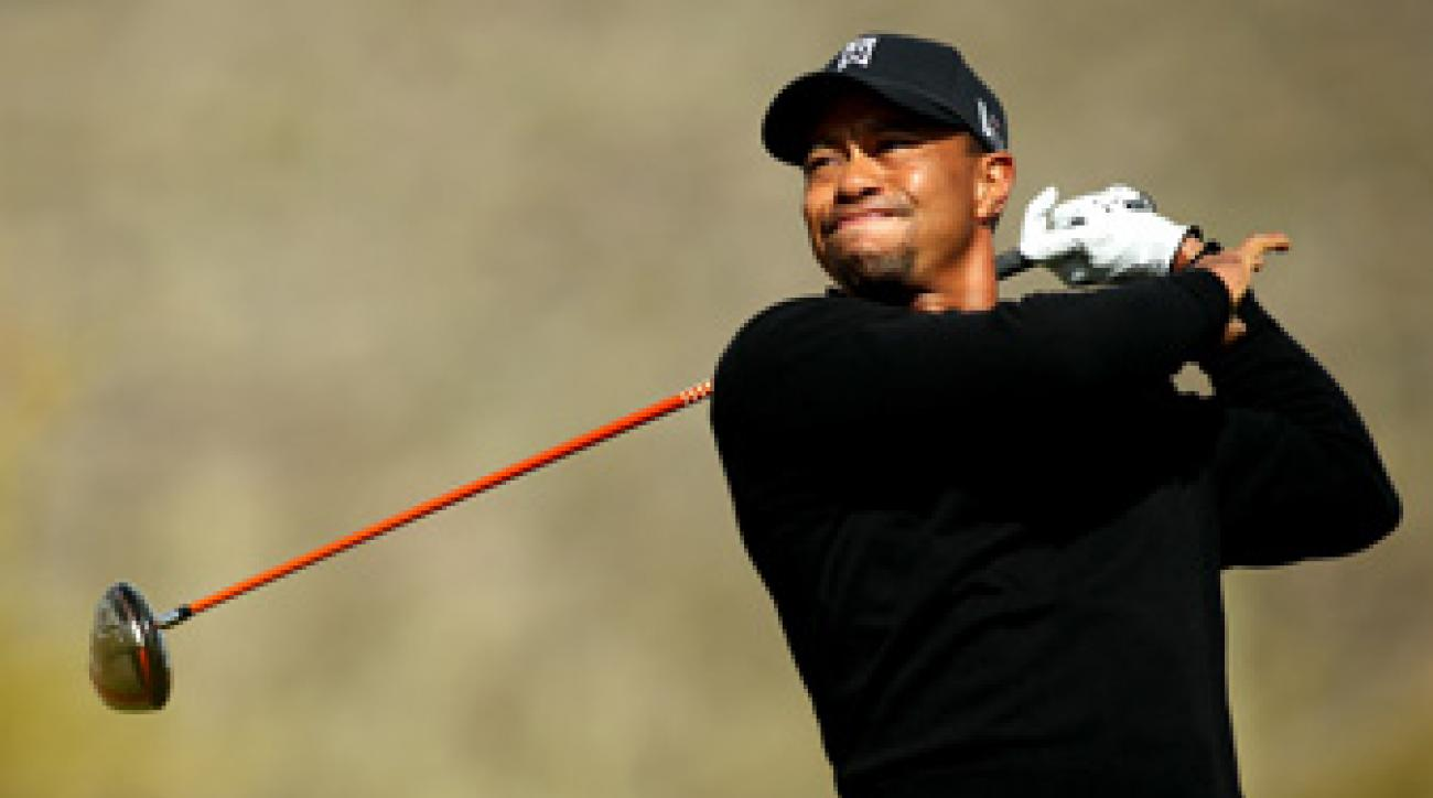 Tiger Woods lost to Charles Howell III on Thursday at the Match Play.