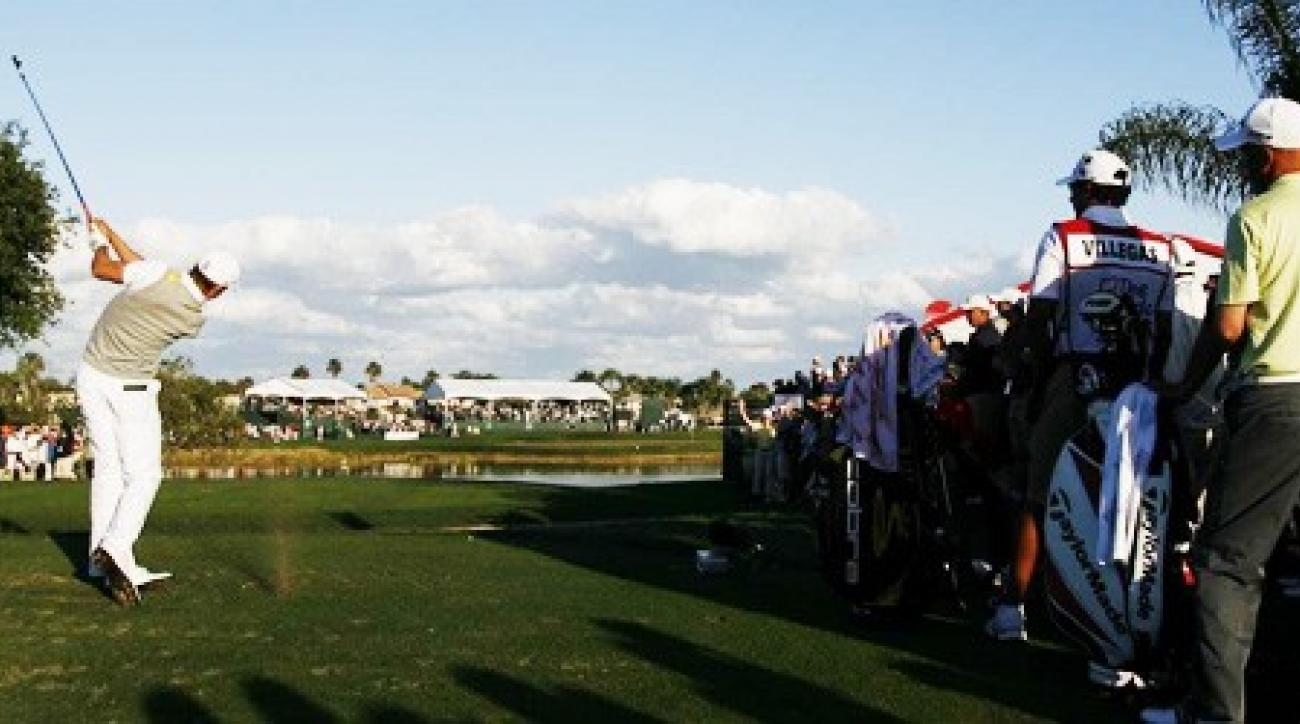 Villegas handled the watery Bear Trap, playing the three-hole stretch in even par for the four rounds.