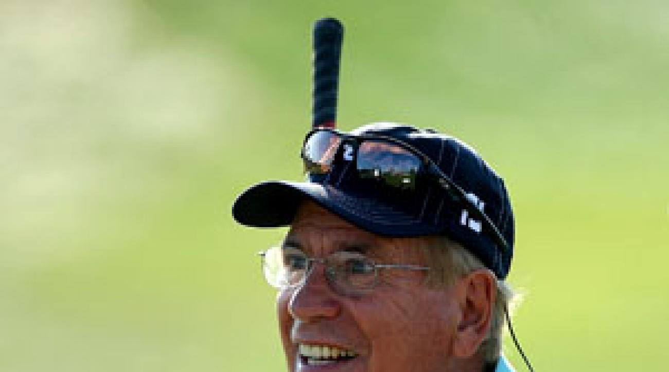 Wedge specialist Bob Vokey has been designing golf clubs for nearly 40 years.