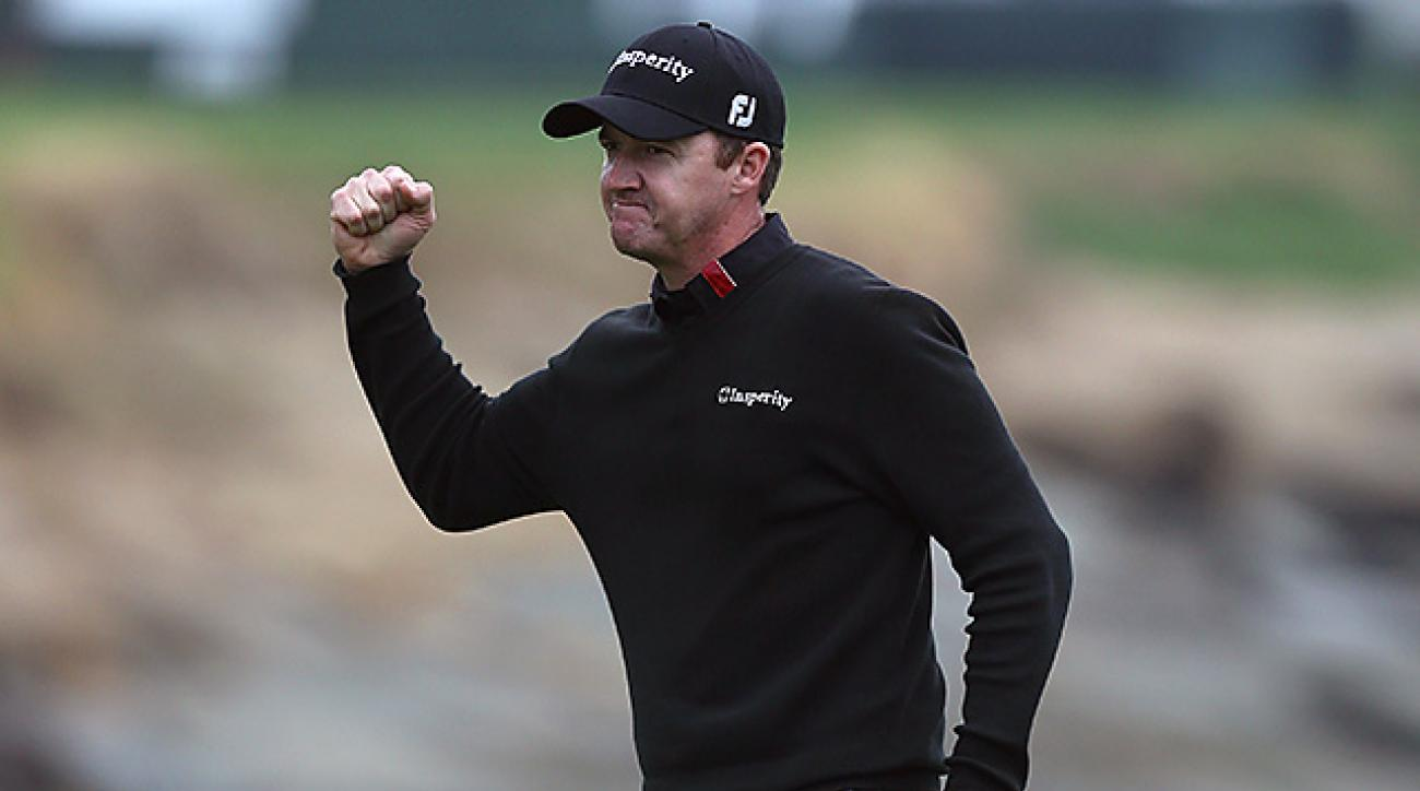 Jimmy Walker made eight birdies and no bogeys on Friday.