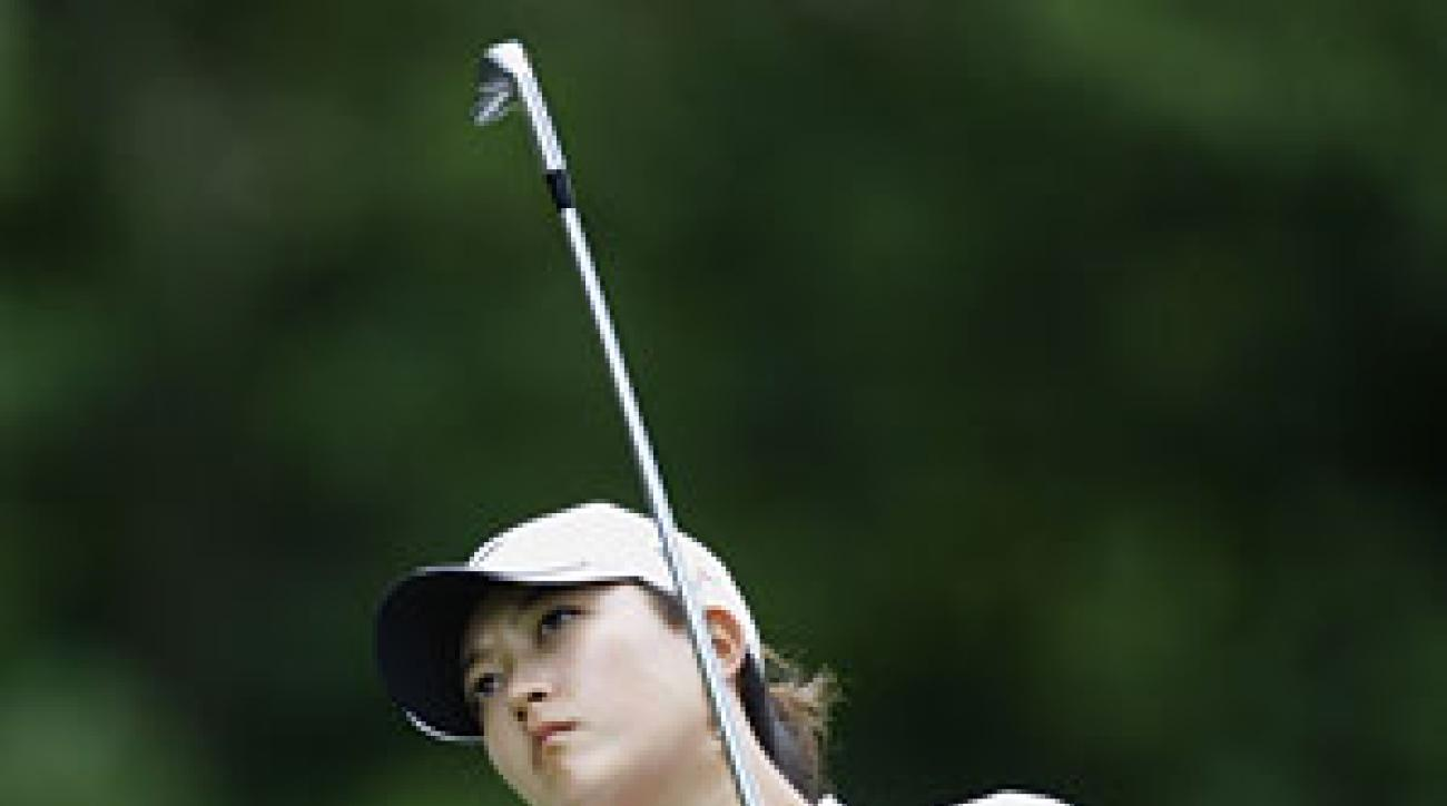 Michelle Wie did not qualify for this week's U.S. Women's Open at Saucon Valley.