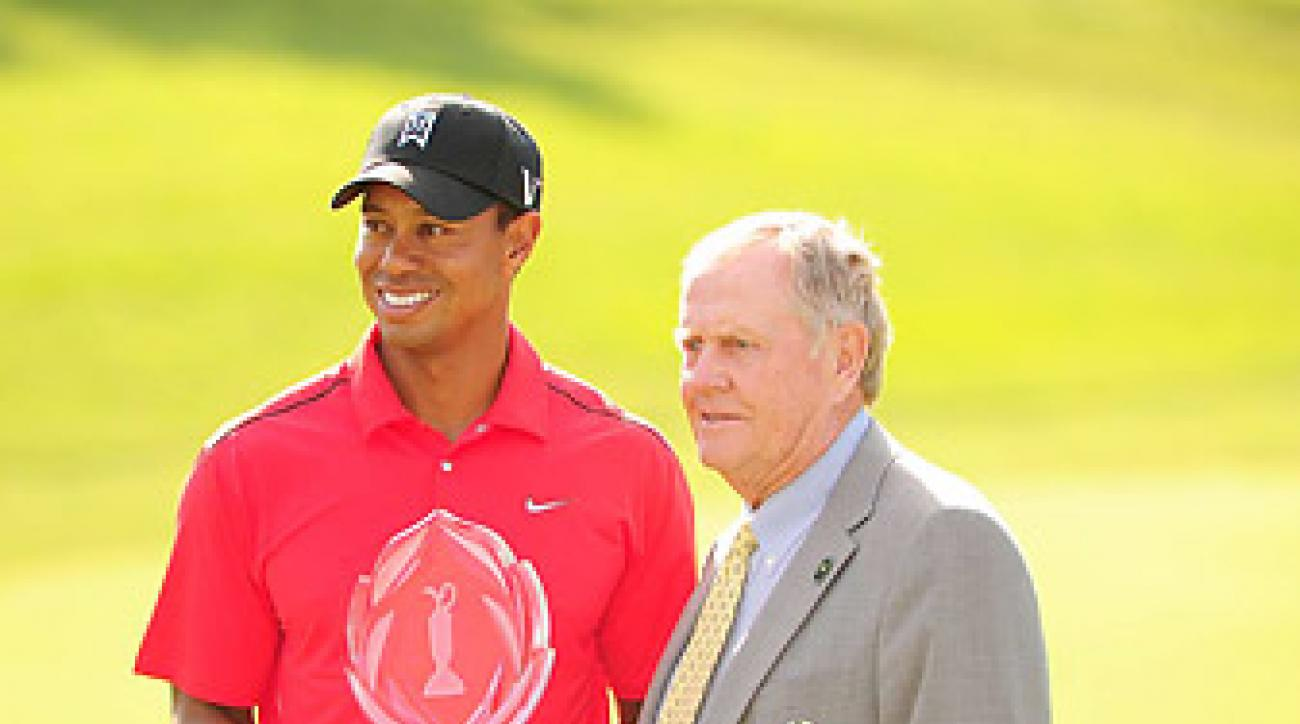 What are Tiger's chances at Olympic following his win at Nicklaus's Memorial Tournament.