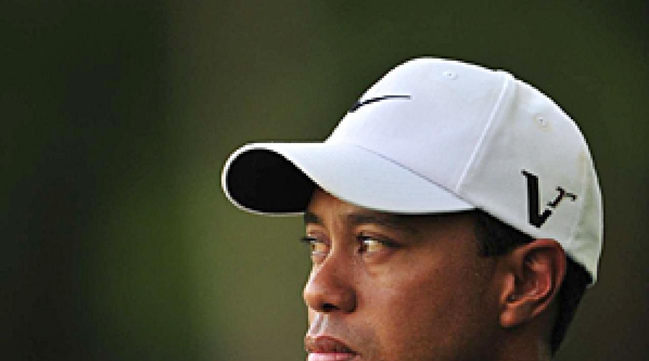 Tiger Woods has not ruled out playing in the Players Championship.