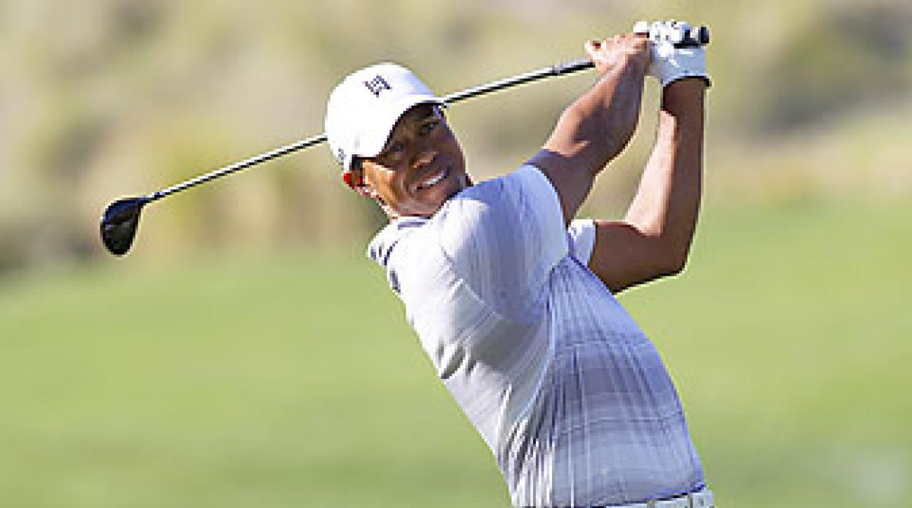 Tiger Woods lost in playoff last year at the Chevron.