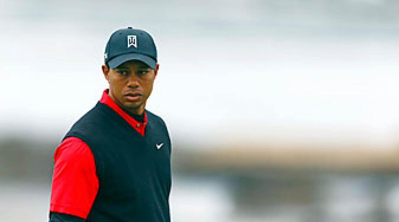 Tiger Woods has won the Match Play three times.