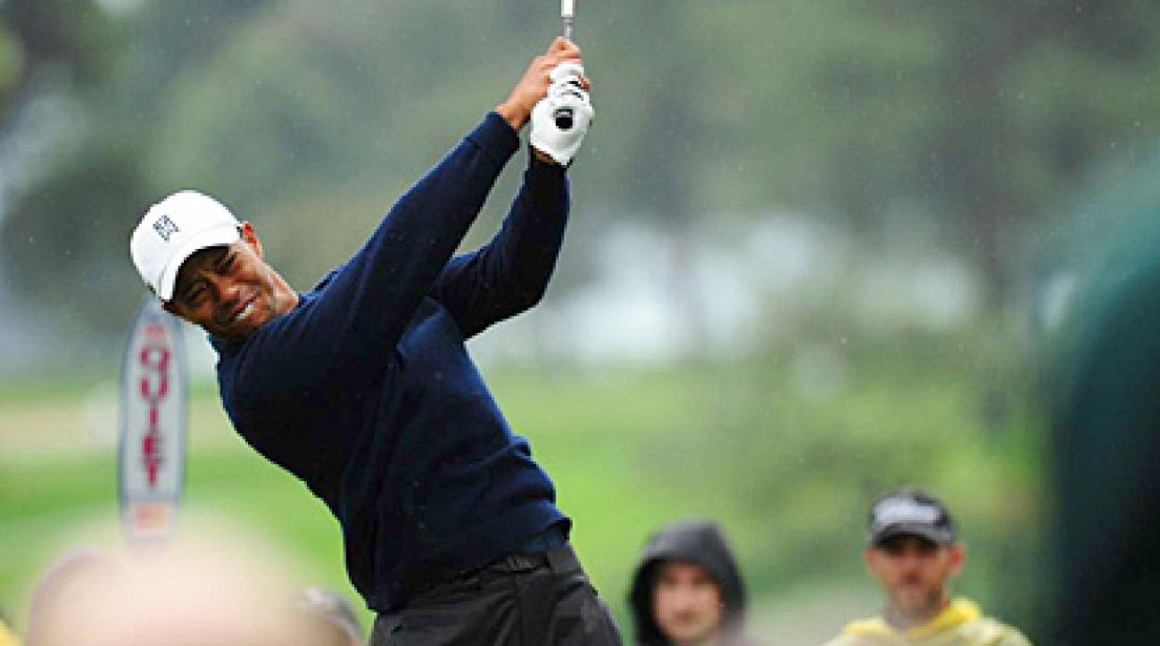 Tiger Woods won his last major in 2008 at Torrey Pines.