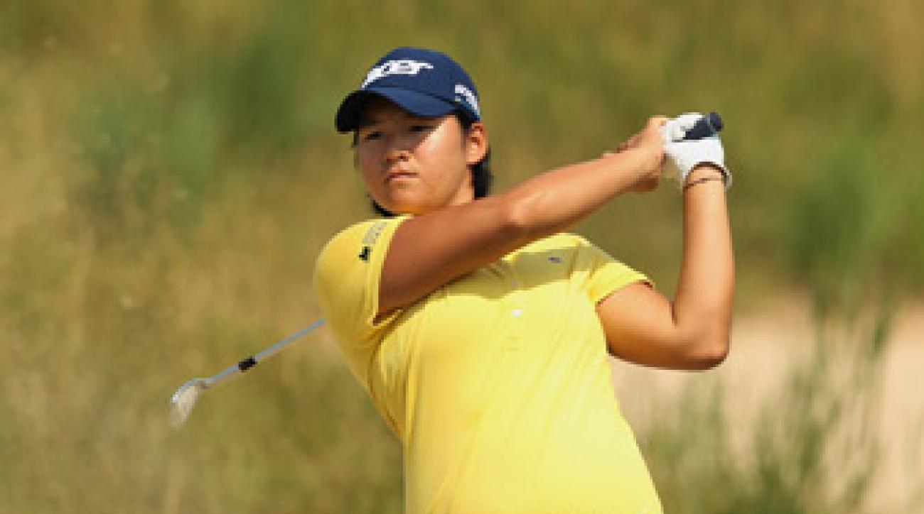 Yani Tseng has yet to win the U.S. Women's Open.