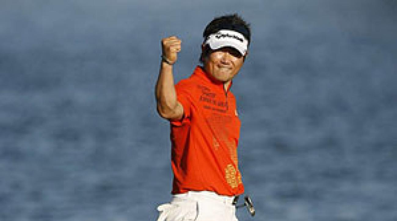 Yang was 460th in the World Ranking before winning the Honda Classic.