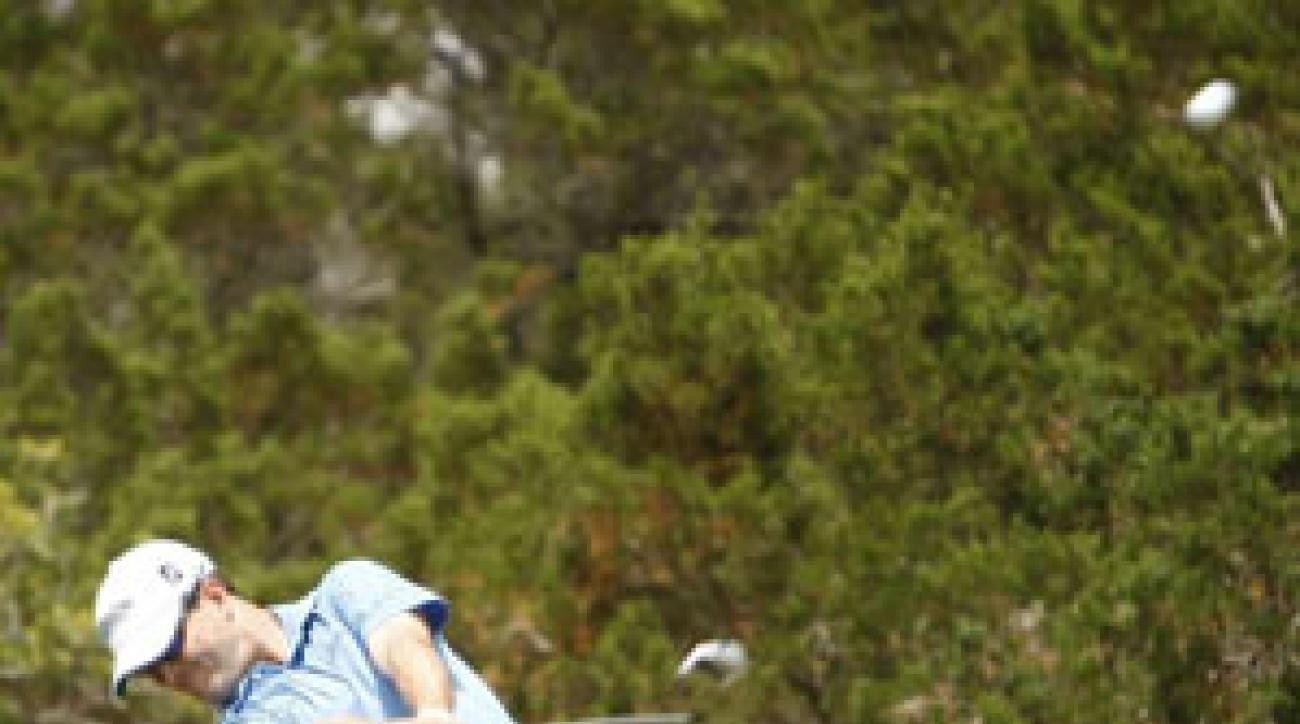 Johnson's 60 was the 21st in Tour history and a record fifth at the Texas Open.