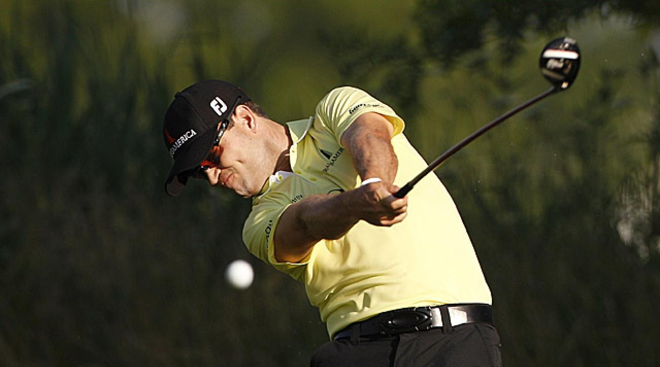 Johnson won last year's John Deere Classic.