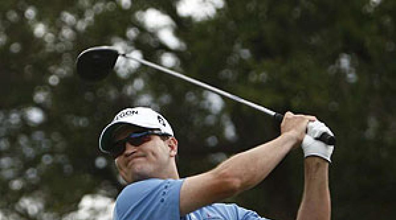 Zach Johnson shot an even-par 70 in the final round.