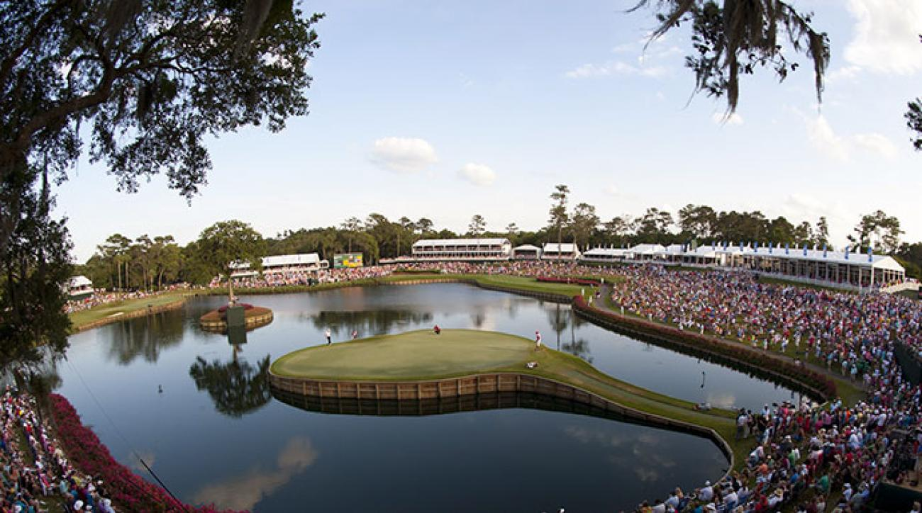 No. 17 at TPC Sawgrass