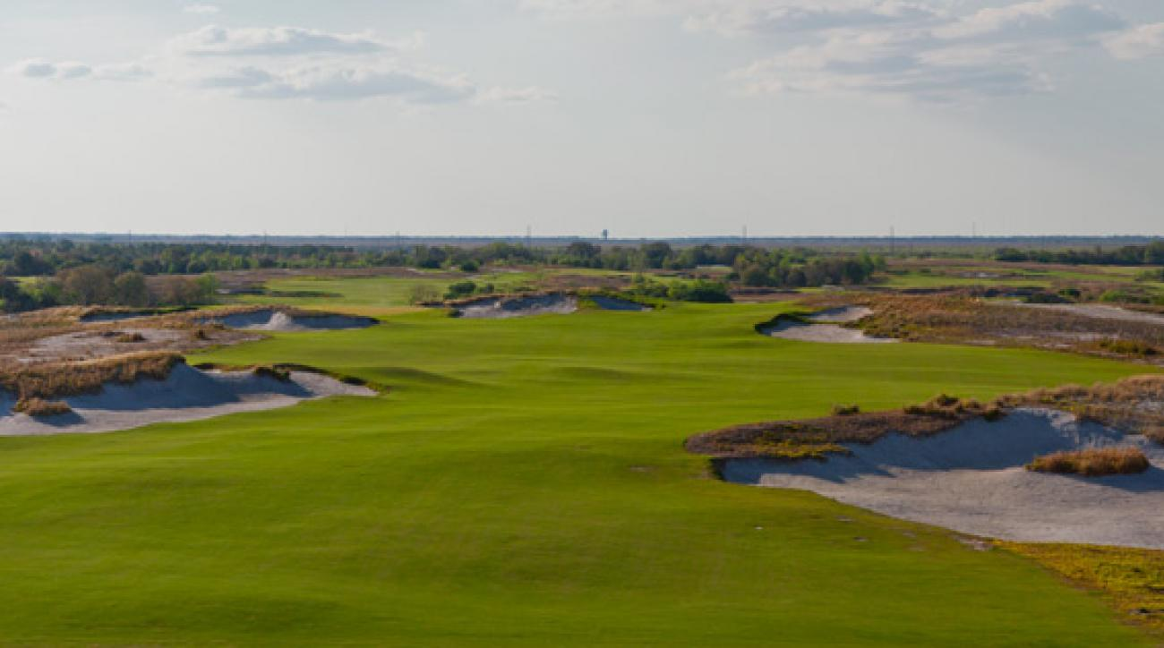 Streamsong, Blue, 1