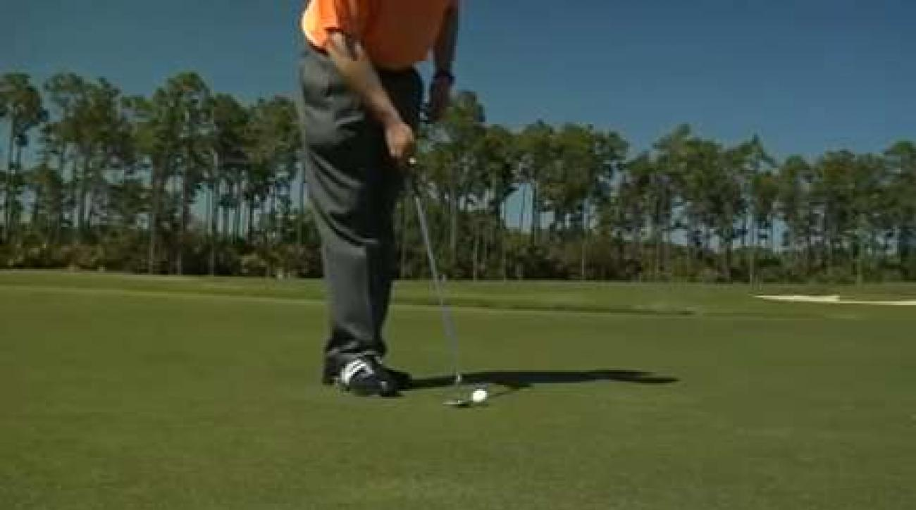 How to adjust your tempo for different putts