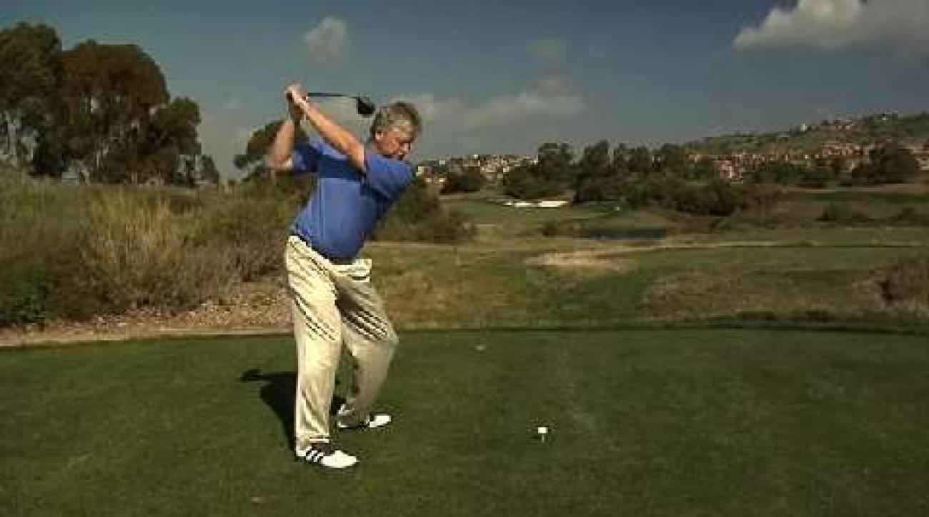 Shave 10 Strokes: Develop a Powerful Downswing