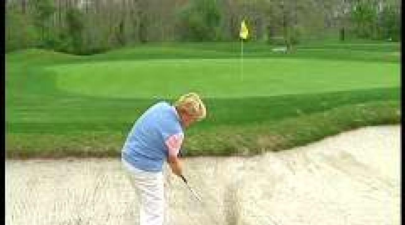 Greenside Bunker Basics