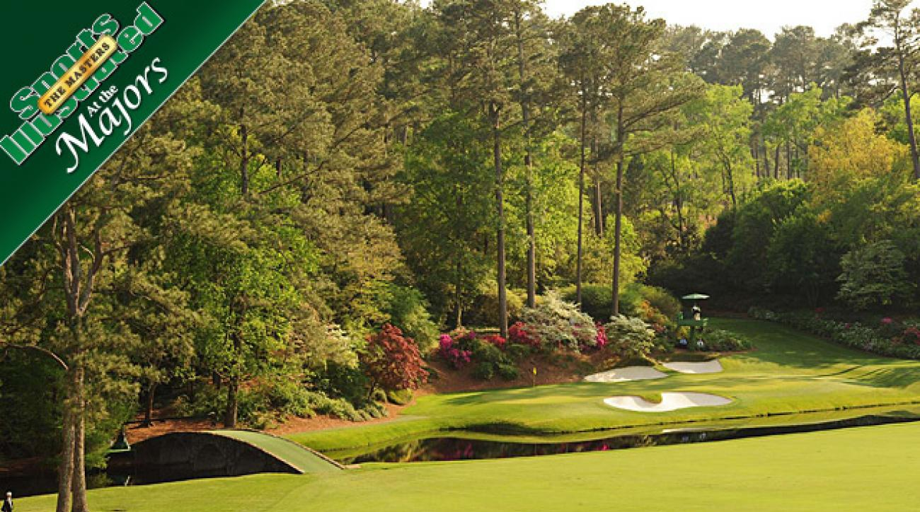 2012 Masters: Saturday pin report from Augusta National