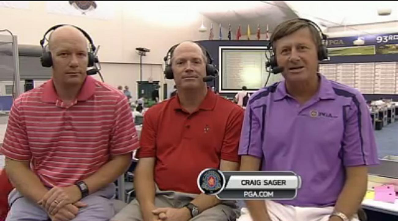2011 PGA Championship: Round 3 Recap