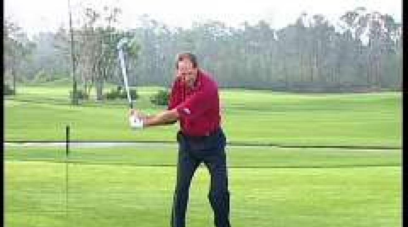 Create a Powerful Downswing