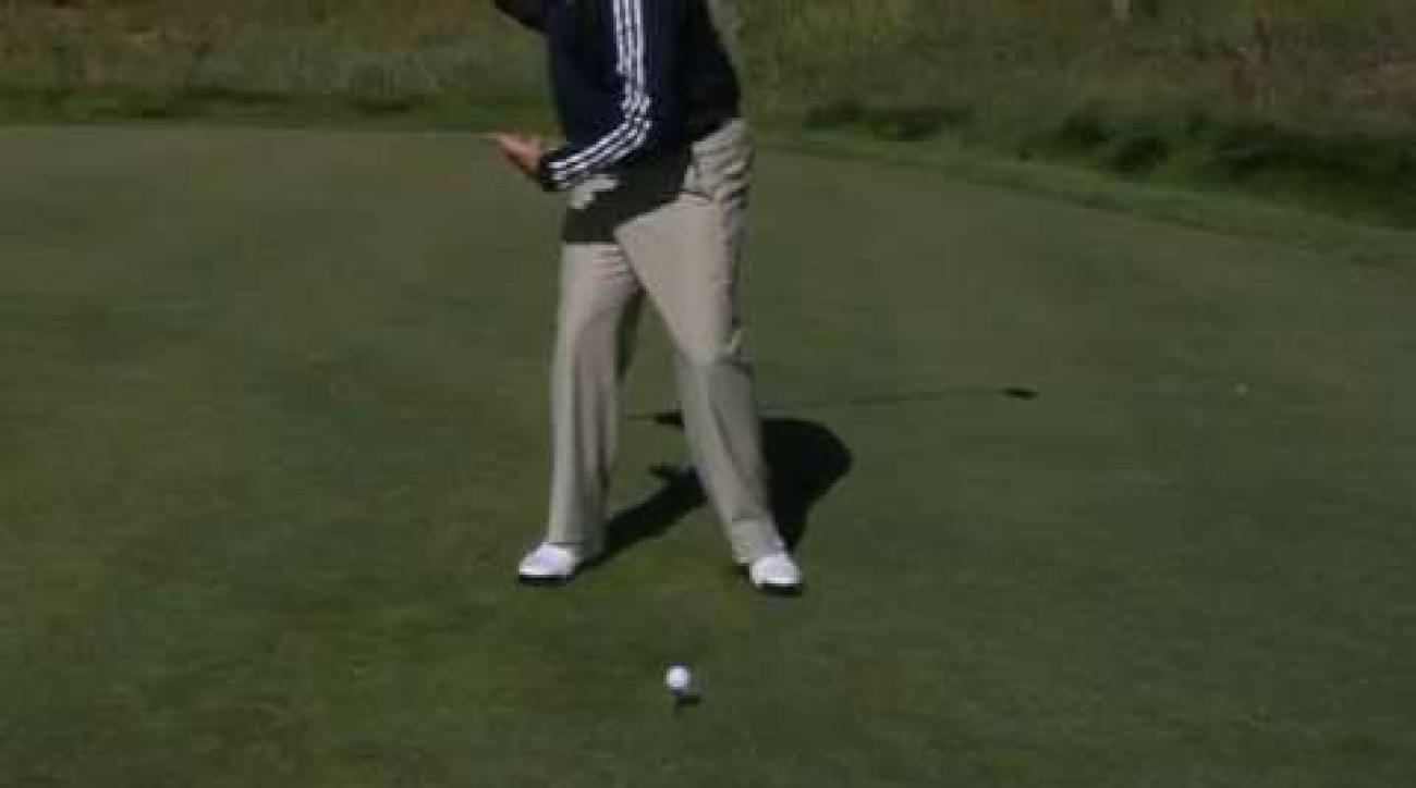 No. 1 New Backswing Move