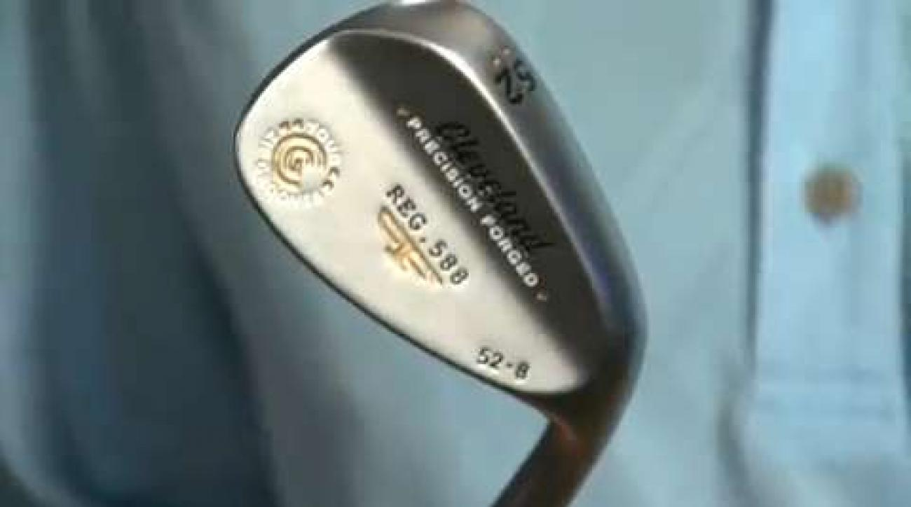 Cleveland Forged 588 Wedges