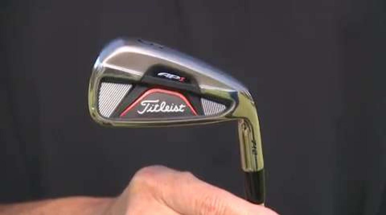 Titleist 712 AP1 Irons
