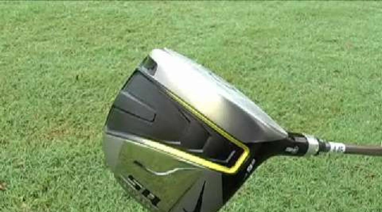 Nike SQ MachSpeed STR8-Fit Driver