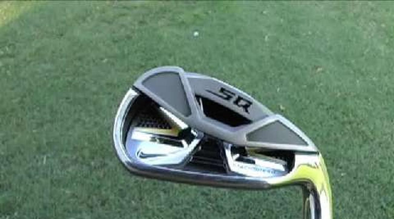 Nike SQ MachSpeed Irons