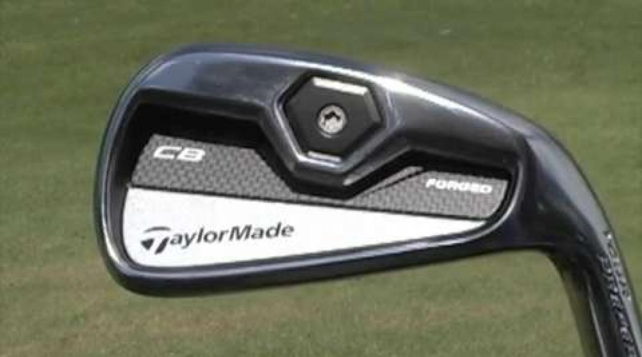 TaylorMade Tour Preferred Forged CB Irons