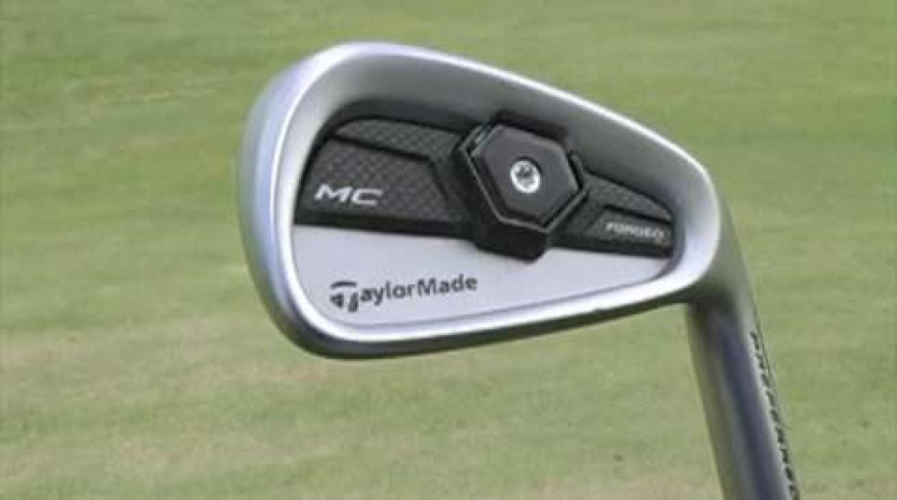 TaylorMade Tour Preferred Forged MC Irons