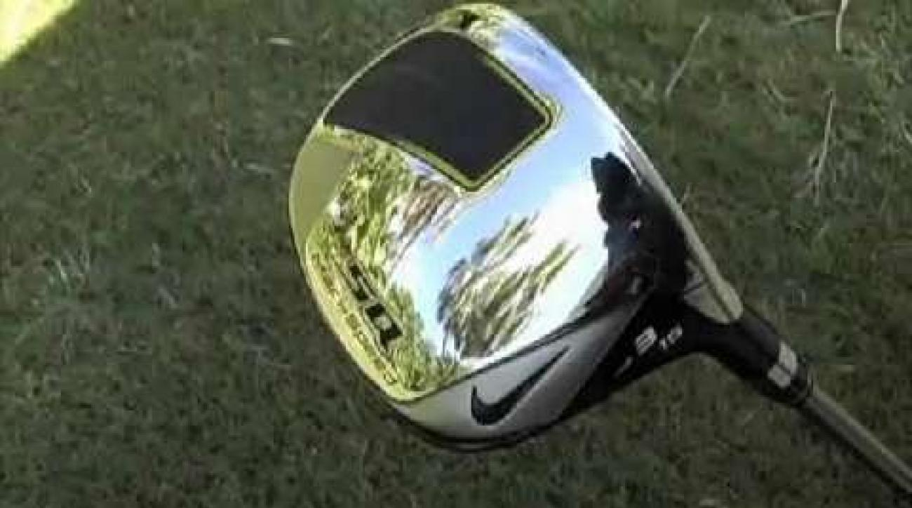 Nike SQ Machspeed Fairway Woods