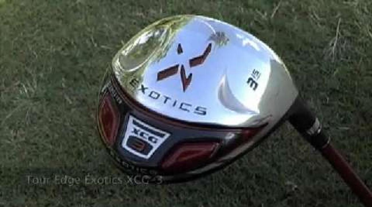 Tour Edge Exotics XCG-3 Fairway Woods