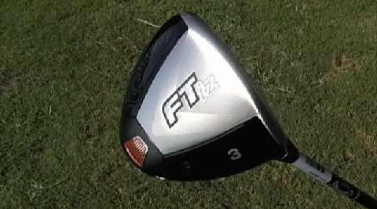 Callaway FT-iZ Fairways and Hybrid