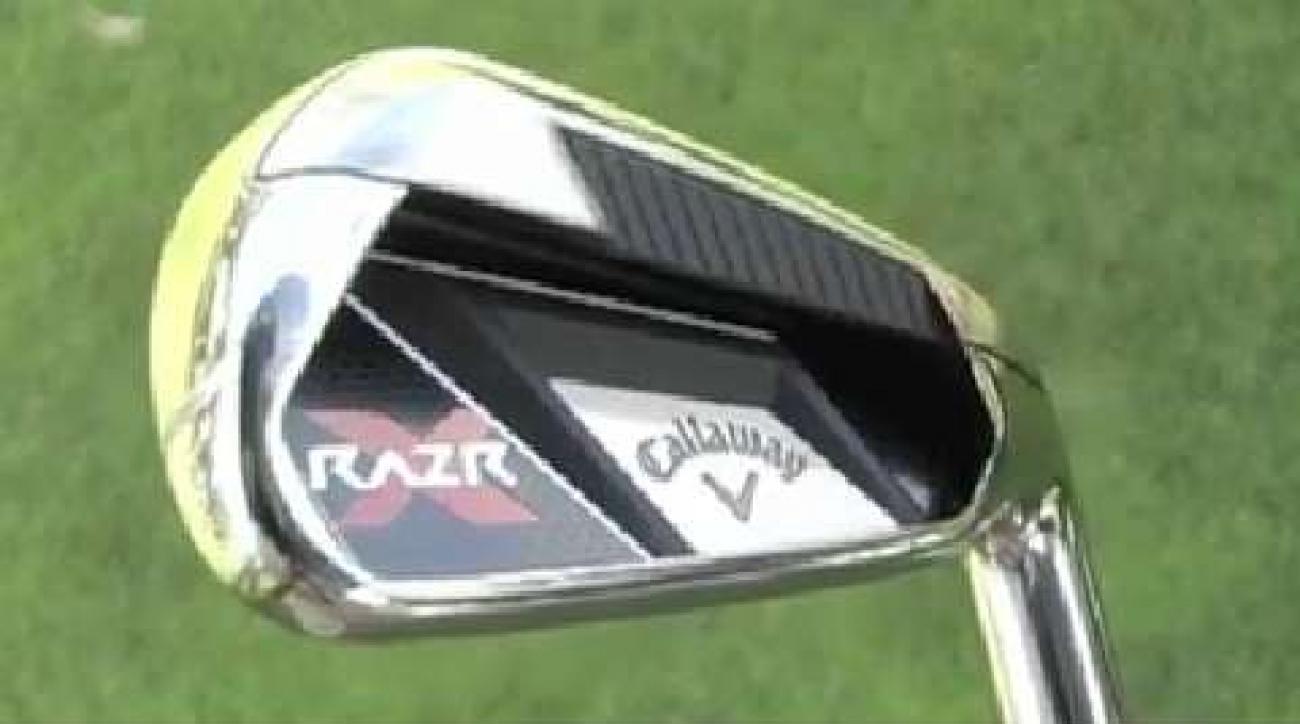 Callaway RAZR X Irons