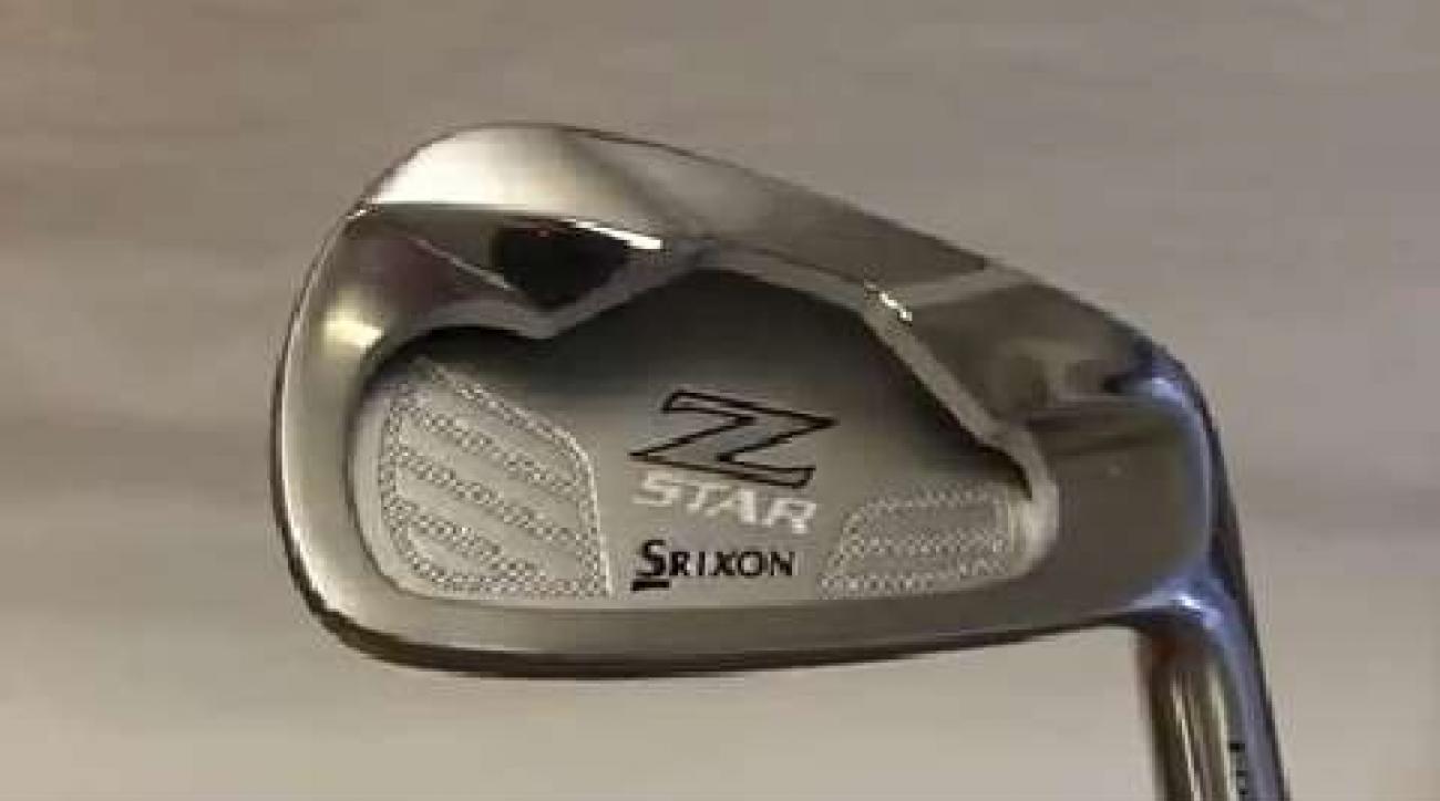 Srixon Z-Star Irons
