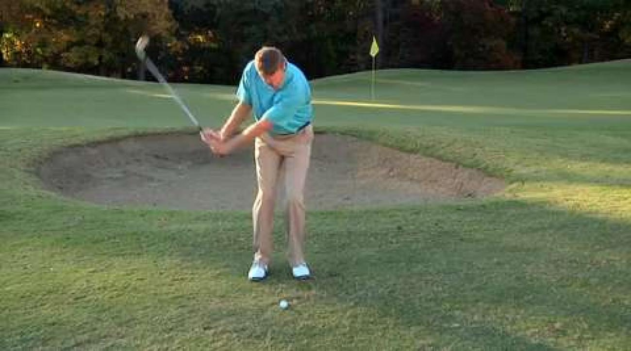 Hump Day Tip: Find the proper ball position
