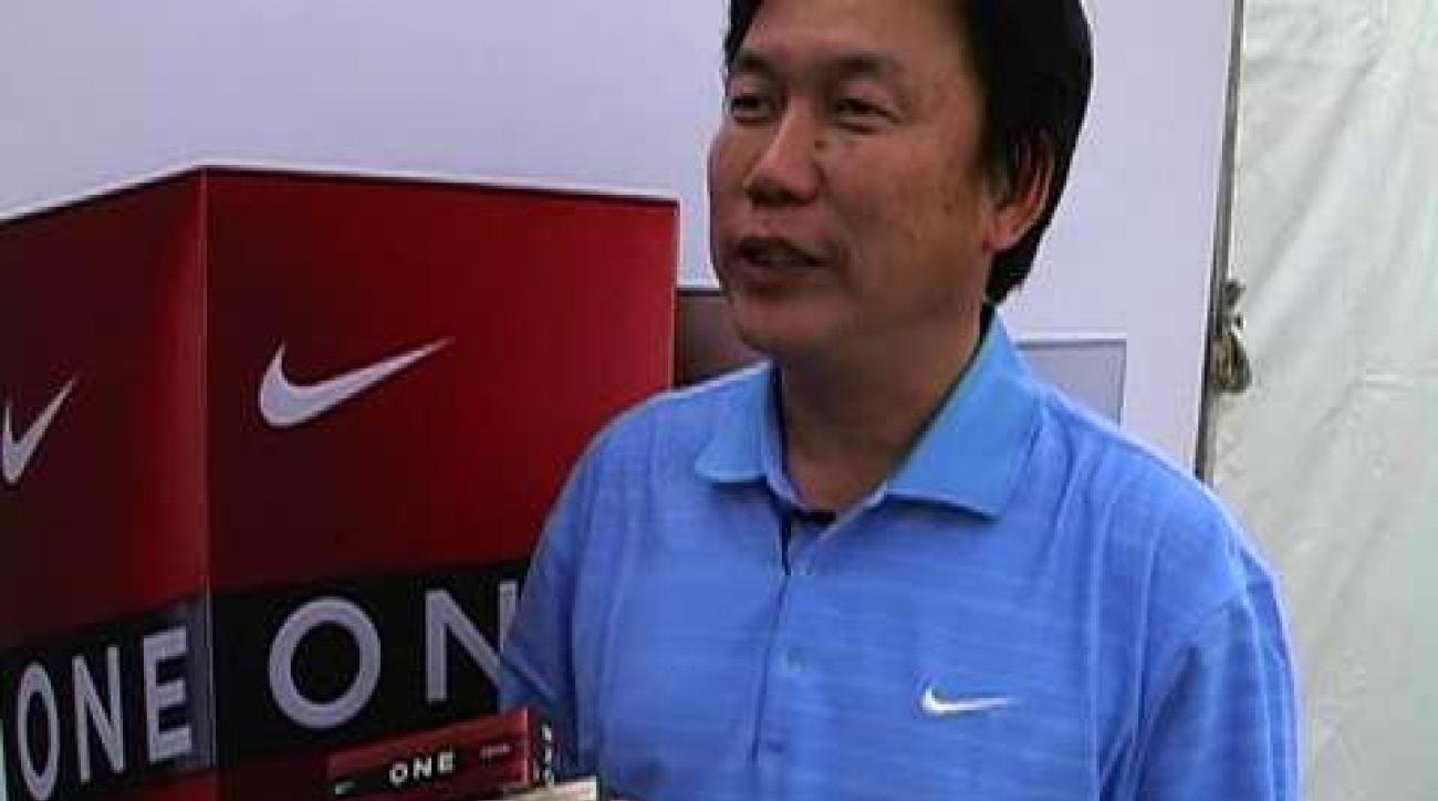 Nike's 2009 Golf Balls