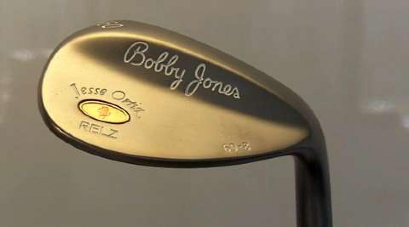 Bobby Jones by Ortiz/Pelz Wedges