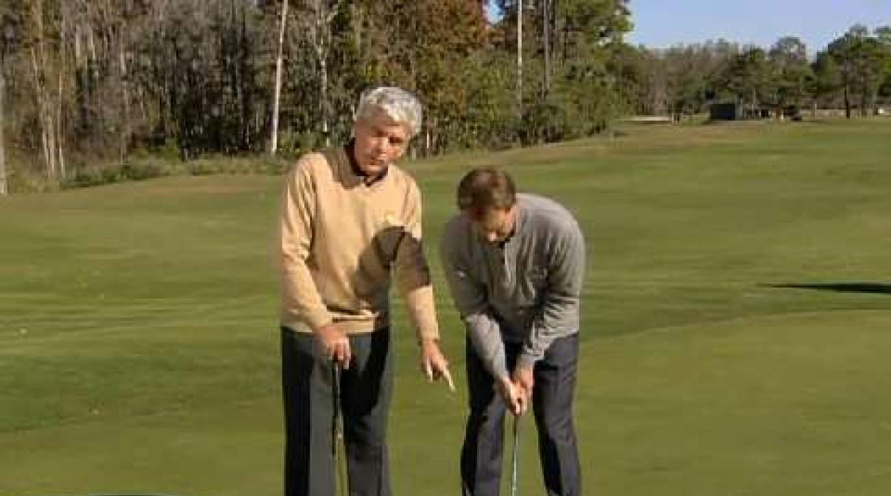 How to Roll Putts Effortlessly