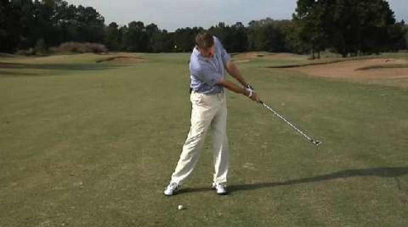 Hump Day Tip: Hitting Low Left to Right