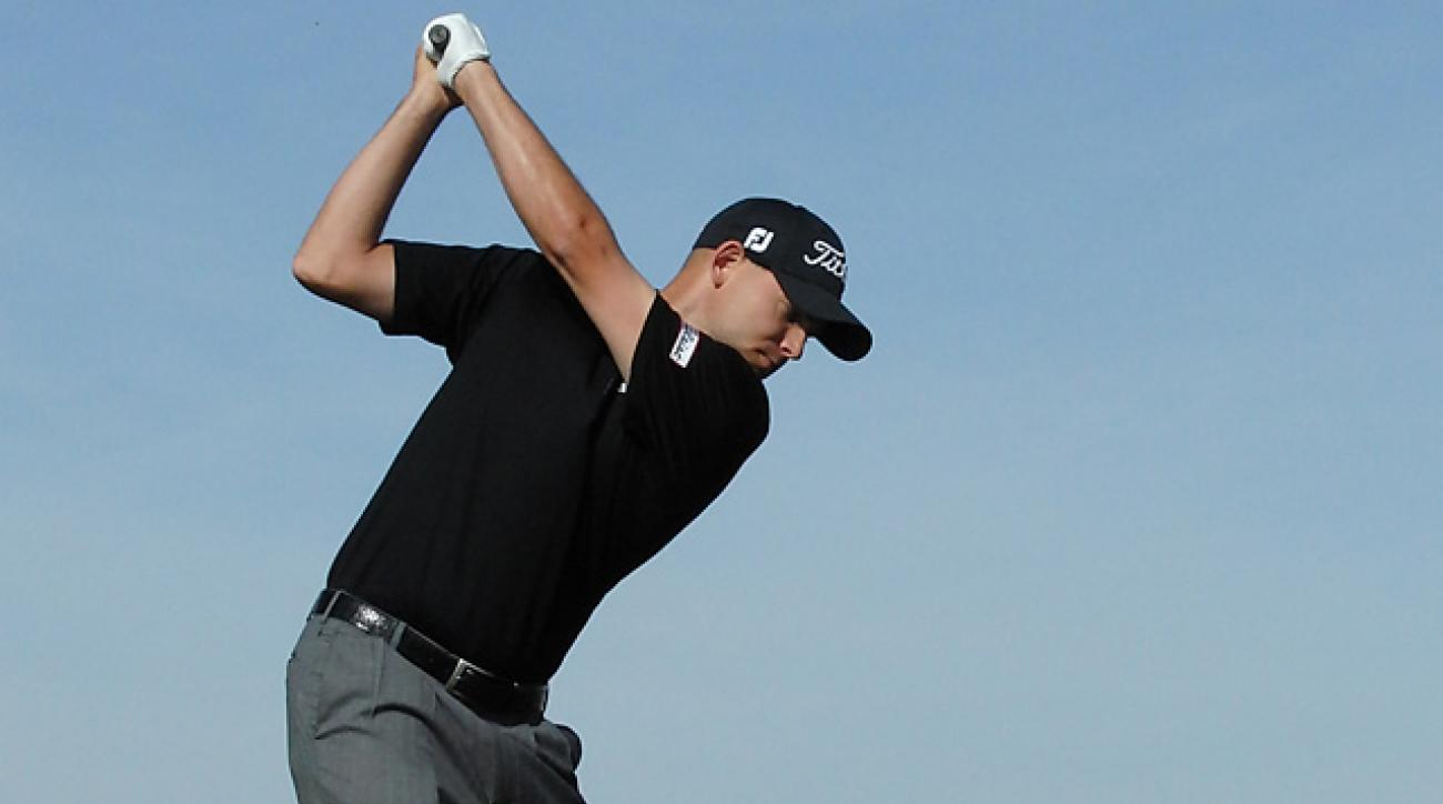Bill Haas's Swing Sequence