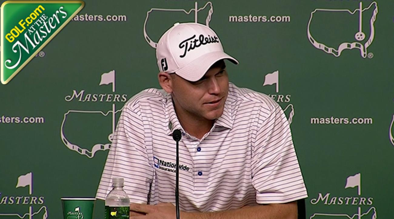Masters 2014: Bill Haas Grabs Early Masters Lead
