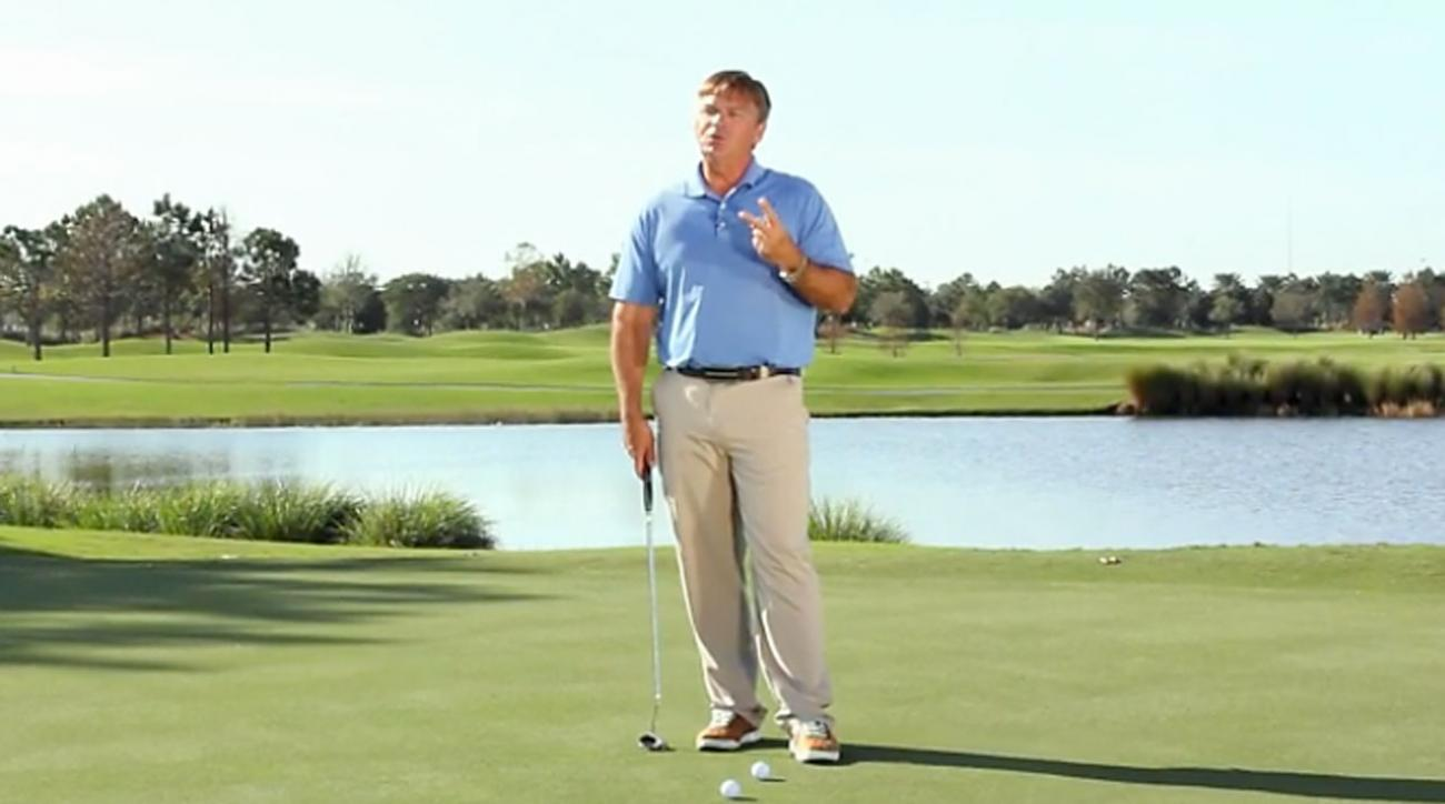 Play Like The Pros: Focus Like Matt Kuchar To Make More 5-Footers