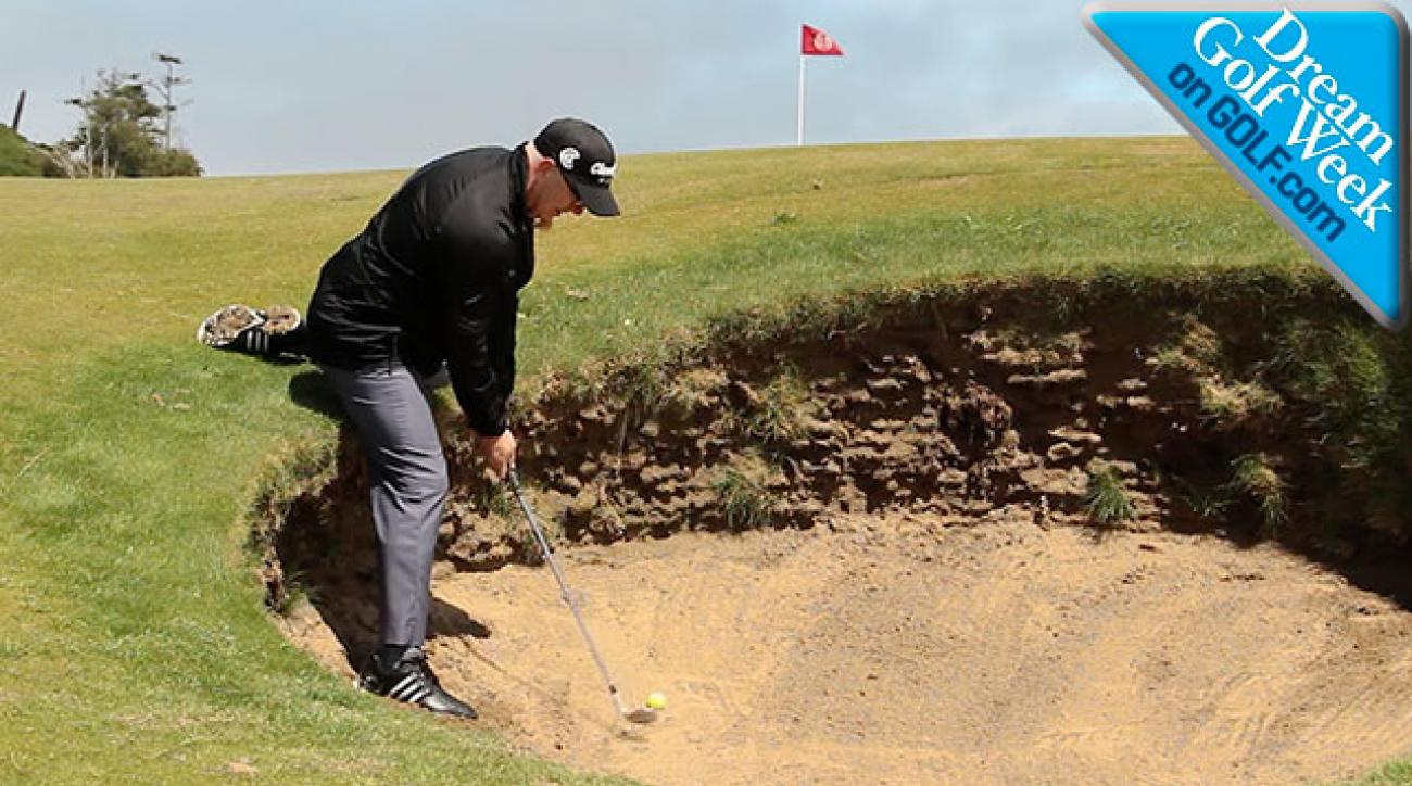 Links Golf Tip: Take a Chance, Build a Stance