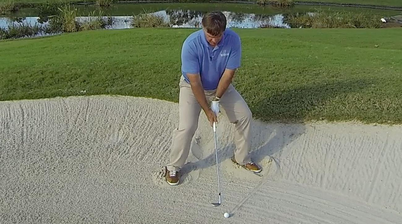 Play Like The Pros: Escape From a Tough Bunker Lie