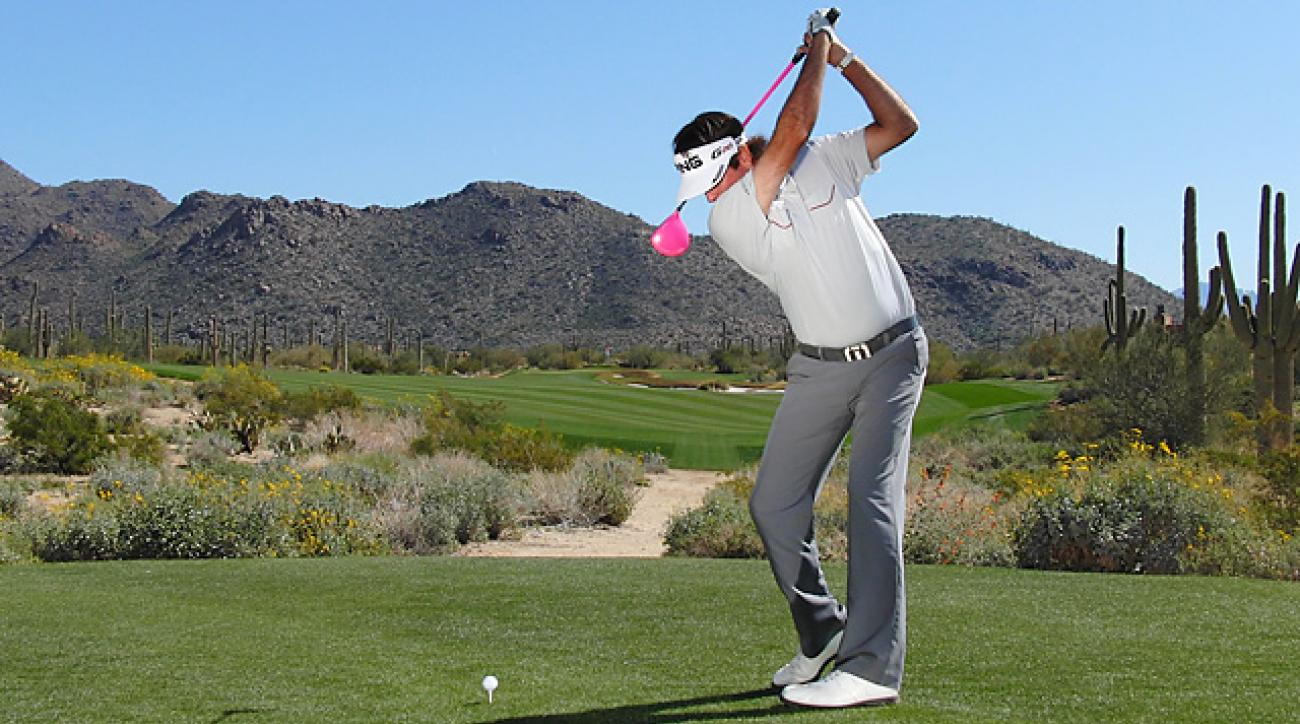 How to Play Bubba Golf: Stay Loose for More Power