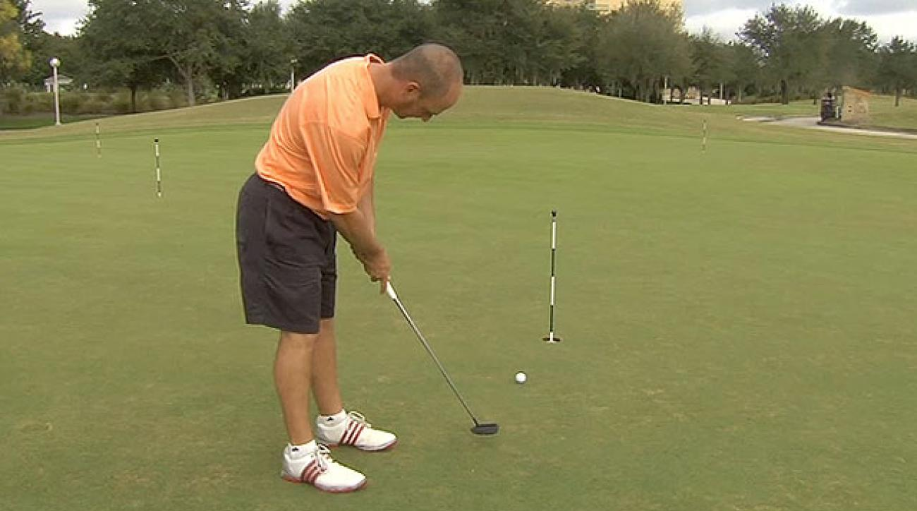 ClubTest 2012: ClubTesters on Blade Putters