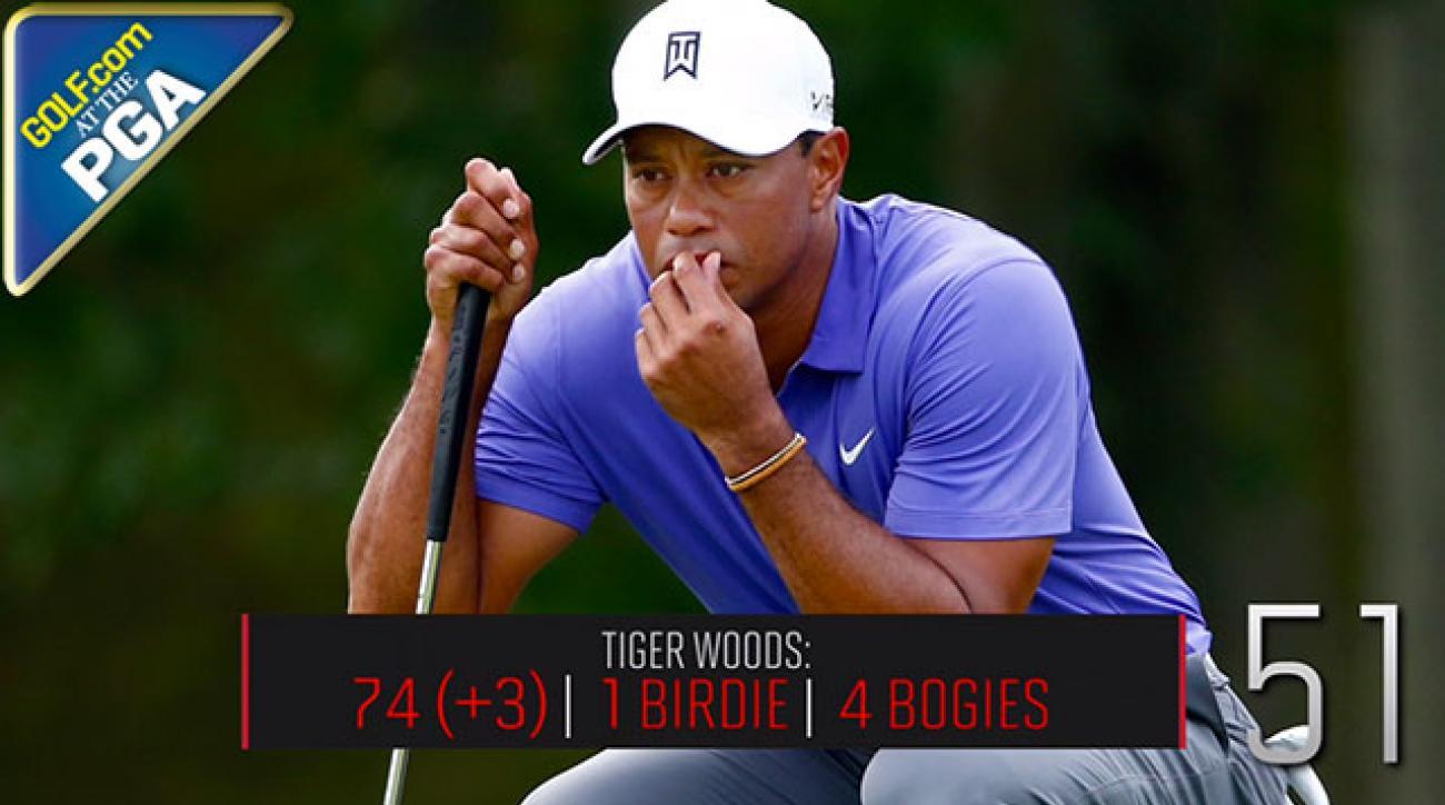 PGA Championship Thursday in 60 Seconds