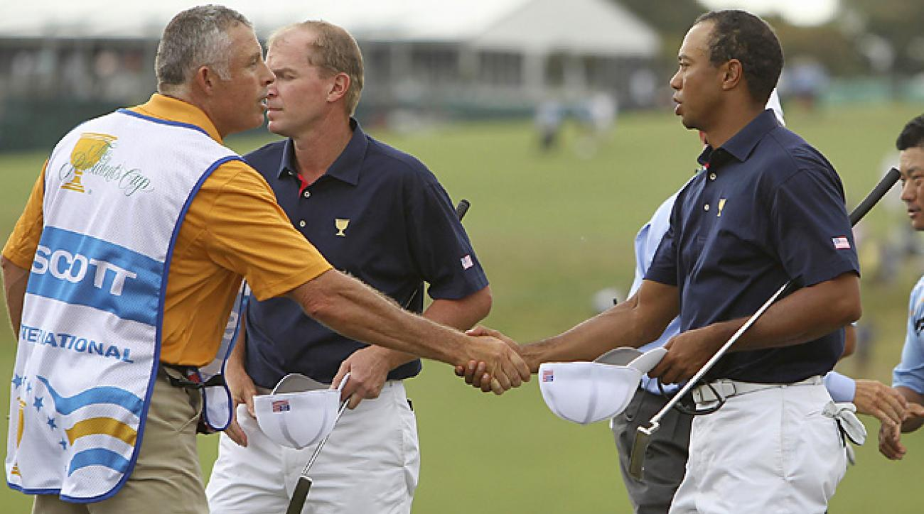 Day 1 Highlights from the 2011 Presidents Cup